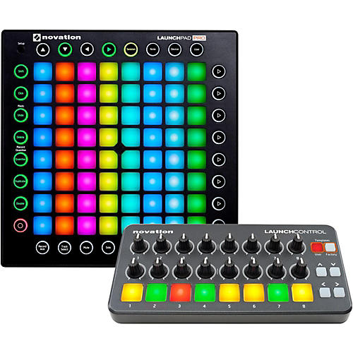Novation Launchpad Pro with Launch Control-thumbnail