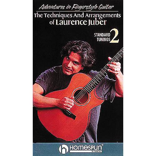 Hal Leonard Laurence Juber Volume 2 Altered Tunings Video