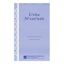 Transcontinental Music L'chu N'ran'nah (for SATB with clarinet and keyboard) SATB composed by Steve Cohen