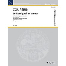 Schott Le Rossignol en Amour Schott Series