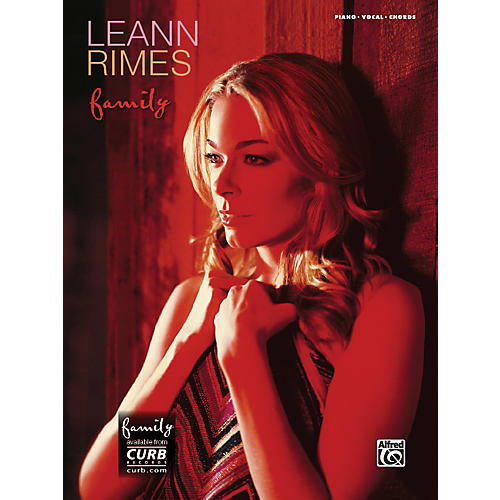 Alfred LeAnn Rimes Family Piano/Vocal/Chords