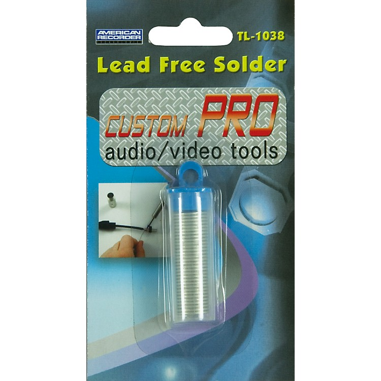 American Recorder Technologies Lead Free Solder 3.8 Feet