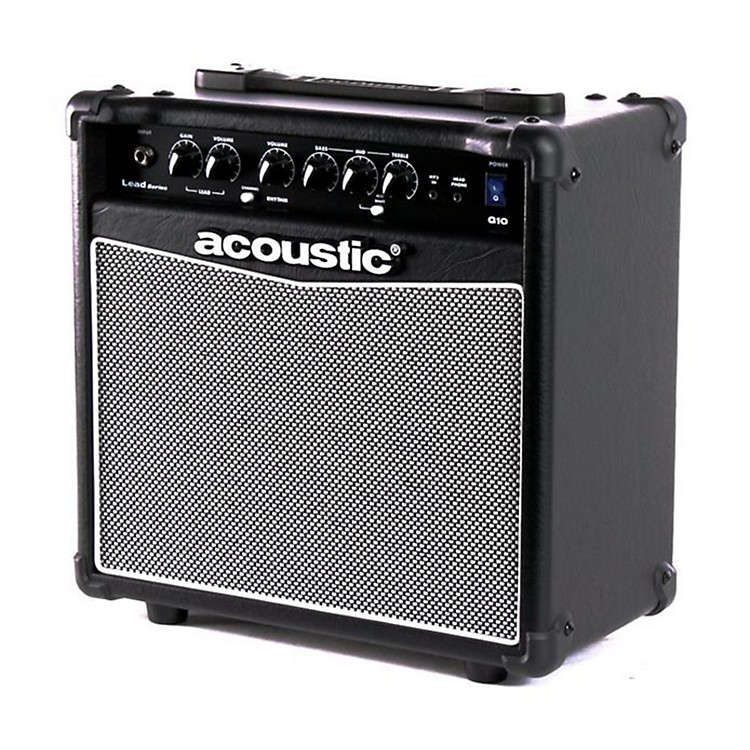 AcousticLead Guitar Series G10 10W 1x8 Guitar Combo Amp