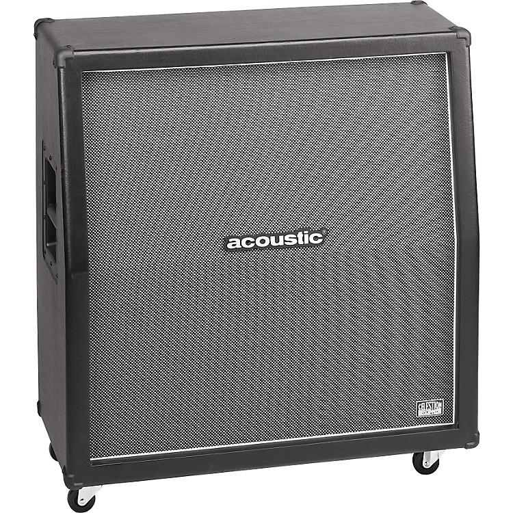 AcousticLead Guitar Series G412AC 4x12 Guitar Speaker Cabinet