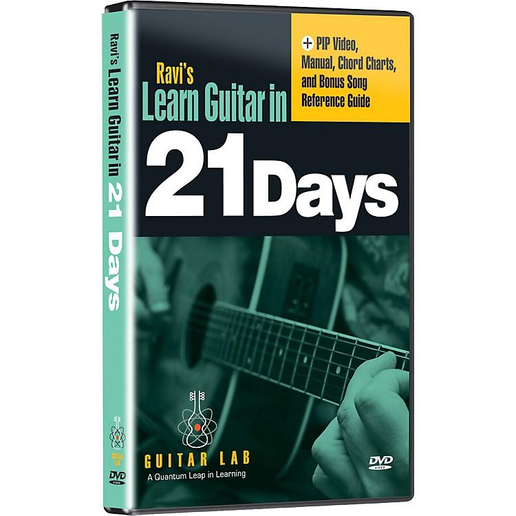 eMediaLearn Guitar in 21 Days (DVD)