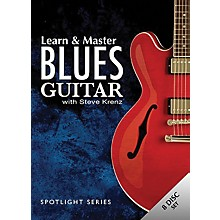 Hal Leonard Learn & Master Blues Guitar (7-DVD/CD) Set
