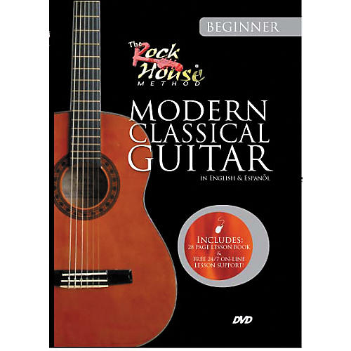 Rock House Learn Modern Classical Guitar (Beginner) DVD