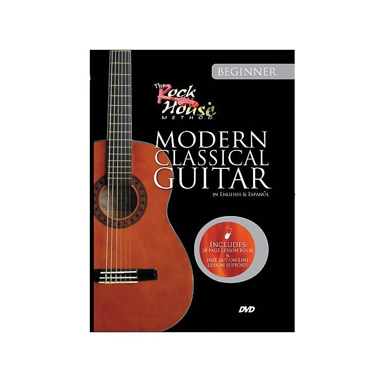 Rock HouseLearn Modern Classical Guitar (Beginner) DVD