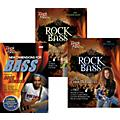Rock House Learn Rock Bass Beginner, Intermediate, and New Dimensions for Bass (3-DVD Set)  Thumbnail