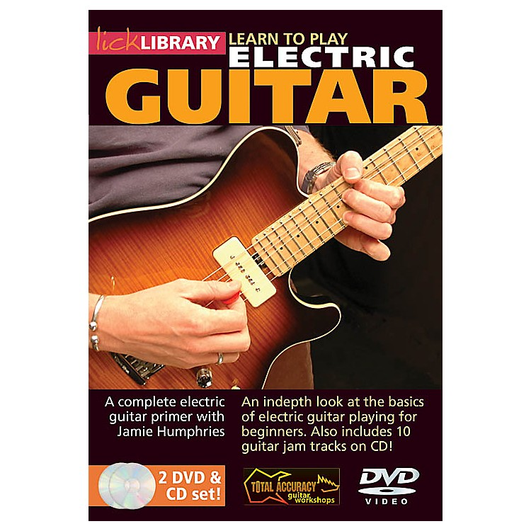 hal leonard learn to play electric guitar lick library series dvd musician 39 s friend. Black Bedroom Furniture Sets. Home Design Ideas