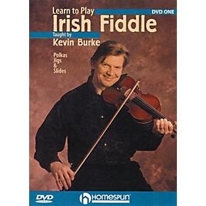 Amazon.com: DVD-Learn To Play Irish Fiddle #1: Kevin Burke ...