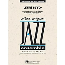 Hal Leonard Learn to Fly Jazz Band Level 2 by Foo Fighters Arranged by John Berry