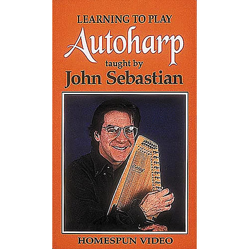 Hal Leonard Learn to Play Autoharp