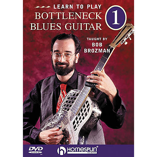 Homespun Learn to Play Bottleneck Blues Guitar (DVD)