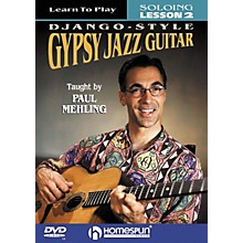 Homespun Learn to Play Django-Style Gypsy Jazz Guitar 2 (DVD)