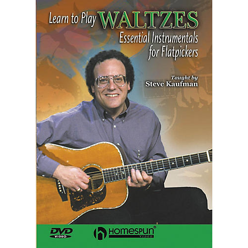 Homespun Learn to Play Waltzes (DVD)-thumbnail