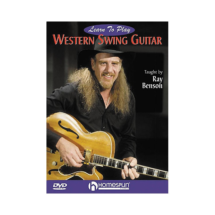 Homespun Learn to Play Western Swing Guitar (DVD)