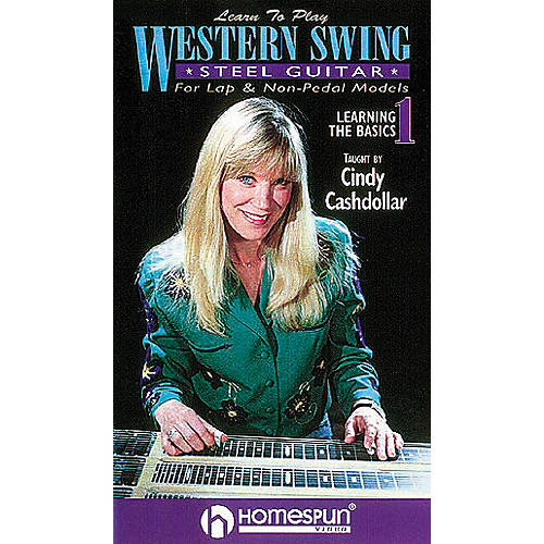 Homespun Learn to Play Western Swing Steel Guitar 1 (VHS)-thumbnail