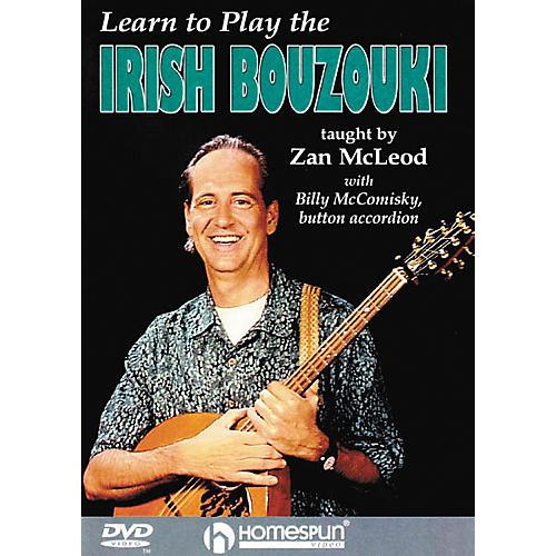Homespun Learn to Play the Irish Bouzouki (DVD)-thumbnail