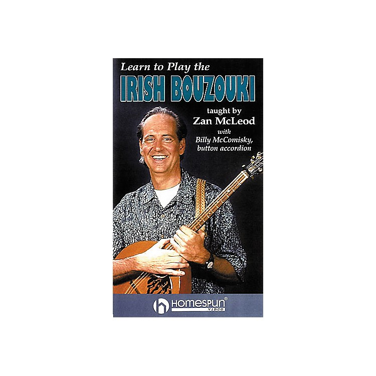 Homespun Learn to Play the Irish Bouzouki (VHS)