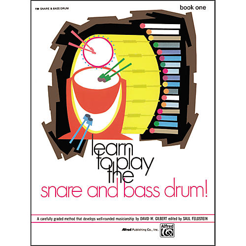 Alfred Learn to Play the Snare and Bass Drum! Book 1