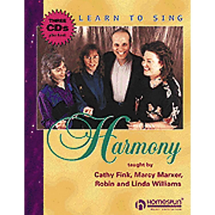 Hal LeonardLearn to Sing Harmony CD