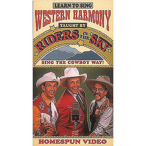Hal Leonard Learn to Sing Western Harmony