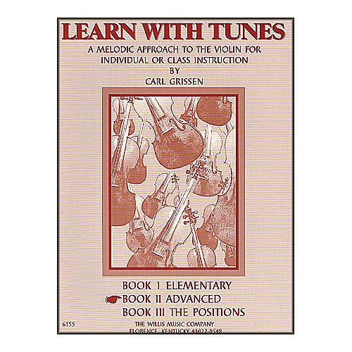 Willis Music Learn with Tunes Book 2