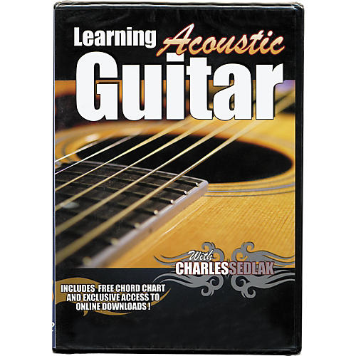 Music Star Productions Learning Acoustic Guitar DVD-thumbnail