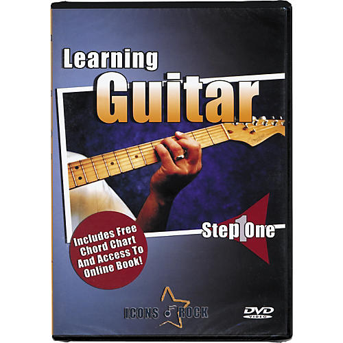 Music Star Productions Learning Guitar Step 1 DVD