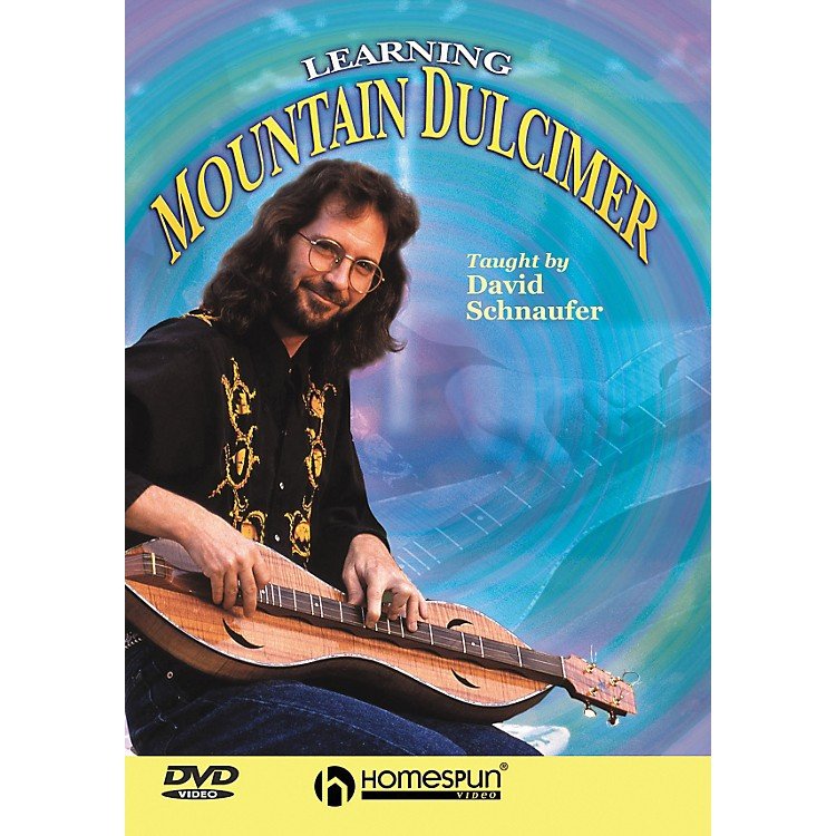 Homespun Learning Mountain Dulcimer Level 1-2 DVD