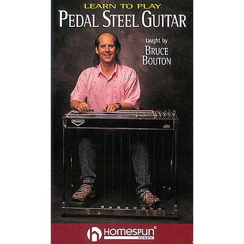 Hal Leonard Learning Pedal Steel Guitar