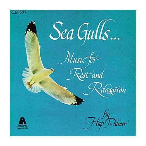 Educational Activities Learning Through Music - Sea Gulls (CD)