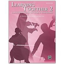 Suzuki Learning Together 2 Piano/Score