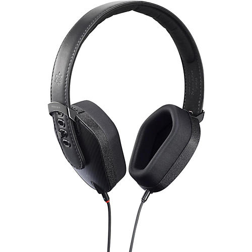 Pryma Headphones Leather & Aluminum Headphones-thumbnail