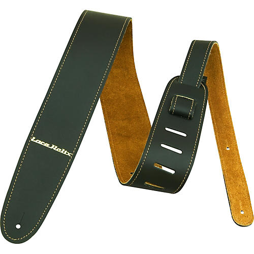Lace Leather Bass Strap