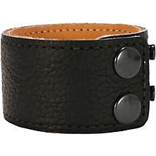 Road Runner Leather Bracelet Black