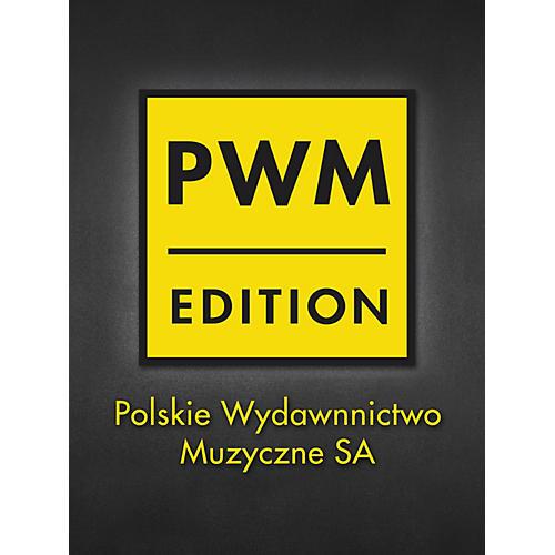 PWM L'ecole Moderne Etudes-caprices Op.10 Pour Violon Seul, S.a. Vol.6 PWM Series Composed by H Wieniawski-thumbnail