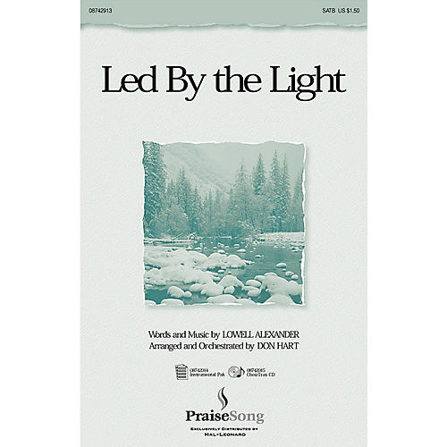 PraiseSong Led By the Light IPAKO Arranged by Don Hart-thumbnail
