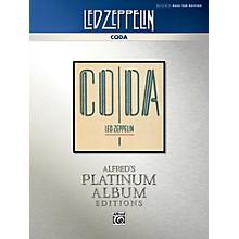 Alfred Led Zeppelin - Coda Platinum Bass Guitar TAB Book