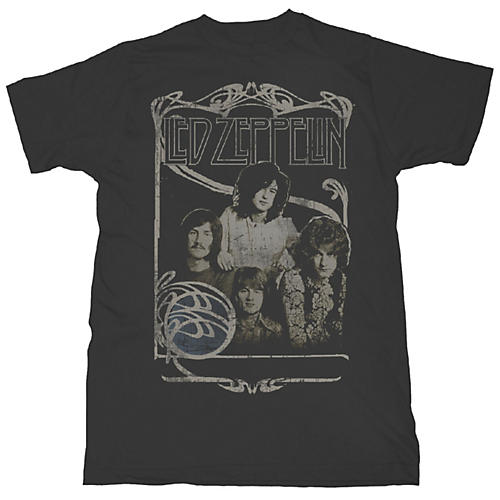 Fea Merchandising Led Zeppelin - Good Times Bad Times T-Shirt