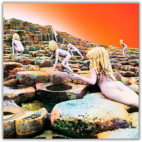 WEA Led Zeppelin - Houses of the Holy (Remastered) Vinyl LP