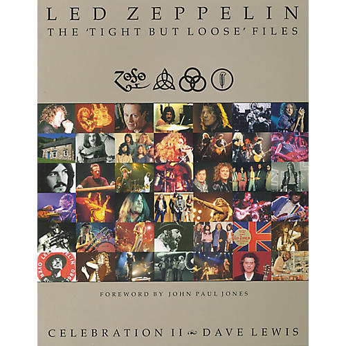 Music Sales Led Zeppelin: A Celebration II (Book)