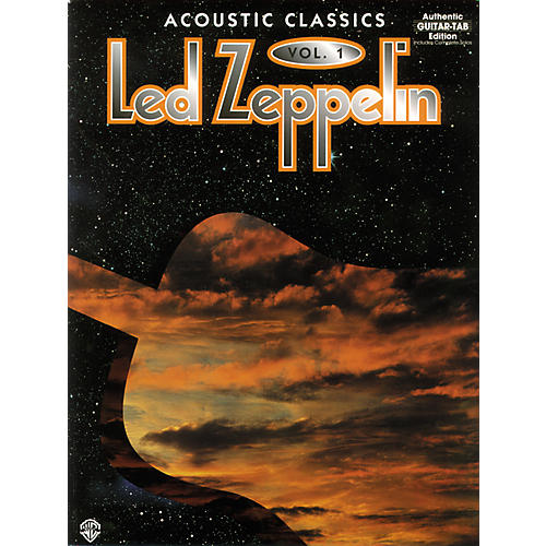 Alfred Led Zeppelin/ Acoustic Classics Volume1