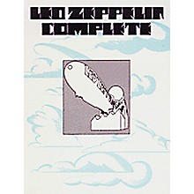 Alfred Led Zeppelin Complete Piano, Vocal, Guitar Songbook