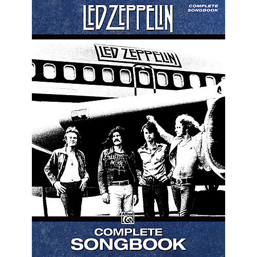 Alfred Led Zeppelin Complete Songbook-thumbnail