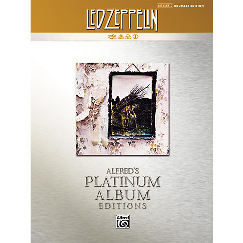 Alfred Led Zeppelin IV Authentic Drumset Edition