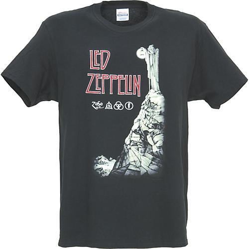 Bravado Led Zeppelin Man with Lantern T-Shirt-thumbnail