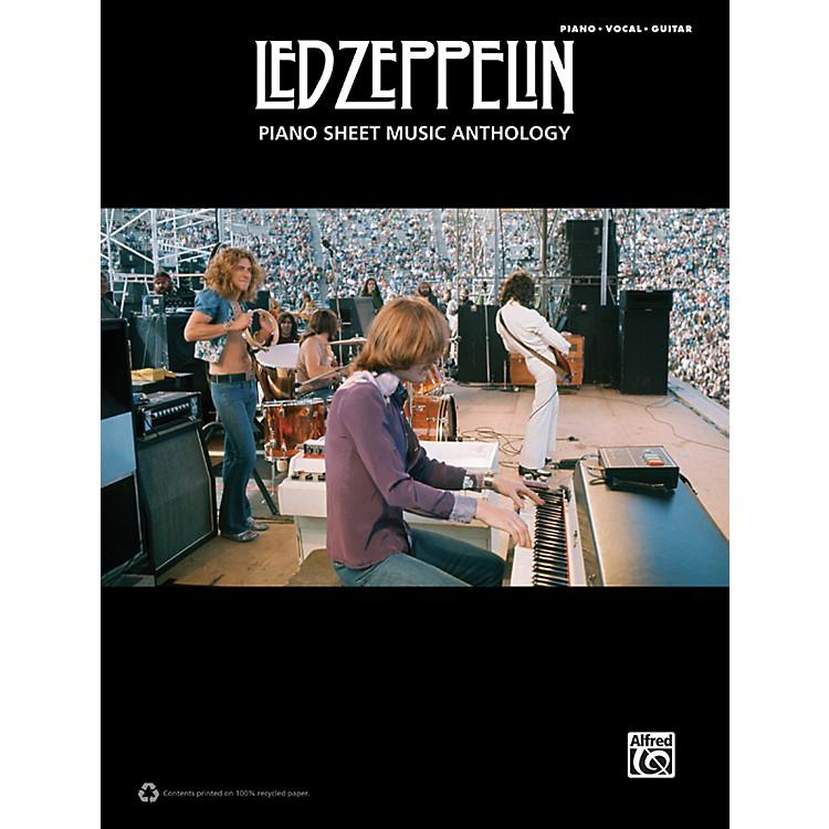AlfredLed Zeppelin Piano Sheet Music Anthology PVG Book