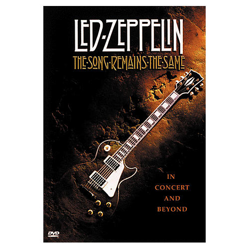 Alfred Led Zeppelin: The Song Remains the Same (DVD)-thumbnail